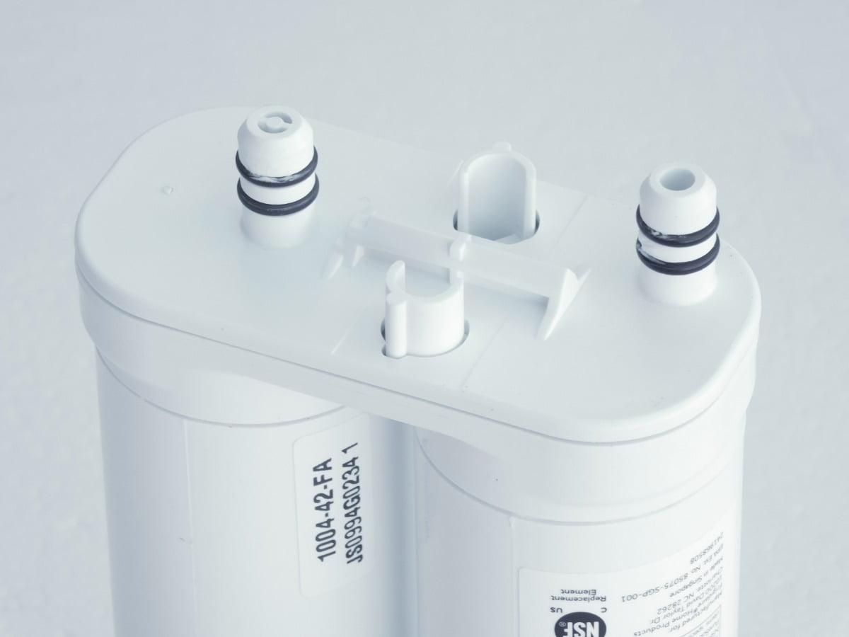 Gelinter Bebedouros e Filtros - Filtro refil Electrolux interno para geladeira side by side SS74, 75,76,77 e SS178 ORIGINAL