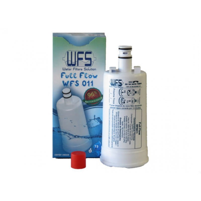 Gelinter Bebedouros e Filtros - Filtro refil ESMALTEC purificador acqua7 compatível
