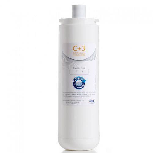 Gelinter Bebedouros e Filtros - filtro refil C+3 IBBL  FR600 / Atlantis / Puripress original