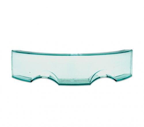Gelinter Bebedouros e Filtros - painel viseira do purificador bebedouro Latina cor verde