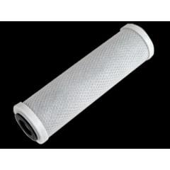 Refil elemento filtrante 10 polegadas carvão ativado