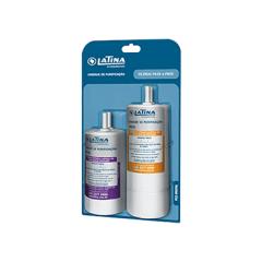 Filtro refil Latina para purificador P635/P655/P735/PN555 DUPLO