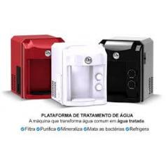 Gelinter Bebedouros e Filtros - Kit Registro Purificador de água Top Life - 2 peças