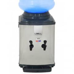 Gelinter Bebedouros e Filtros - funil separador de água Libell para bebedouro Master CGA e Mini MGA inox