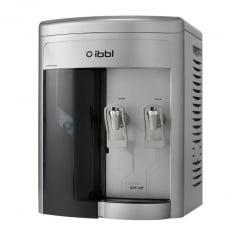 Gelinter Bebedouros e Filtros - Kit torneira IBBL prata purificador / Bebedouro natural e gelada