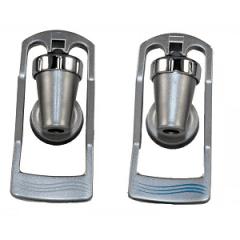 Kit torneira IBBL prata purificador / Bebedouro natural e gelada