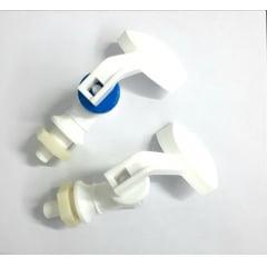 kit torneira Libell  purificador Aquaflex / Bebedouro stilo cor  branca